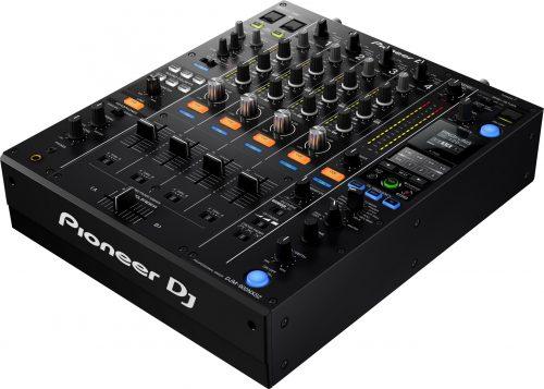 Mezcladora DJ Pioneer Dj DJM900 NEXUS2 Negra