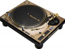Giradiscos Pioneer Dj PLX-1000 Dorado