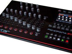 NEKTAR Superficie de control y/o de mezcla PANORAMA P1.