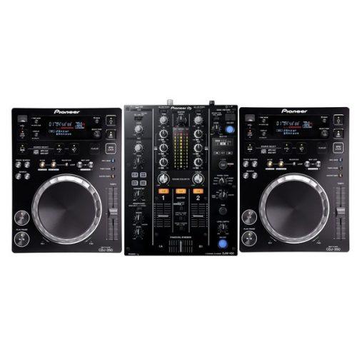 Pack CDJ 350 DJM 450 Pioneer DJ
