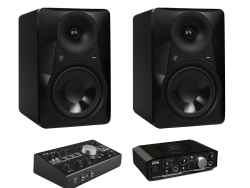 Pack Mackie para Productores Musicales SoloProAudio